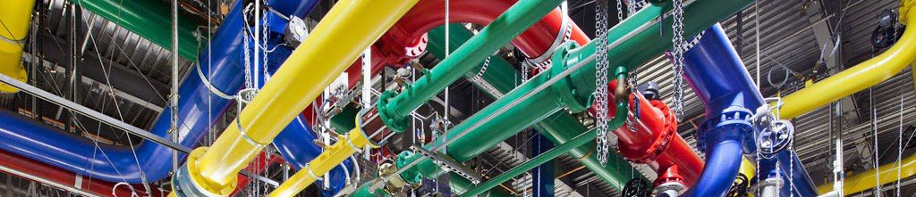 datacenter google - Google utilise DeepMind pour réaliser des économies d'énergie