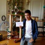 reddit proof 1 150x150 - Deux lycéens américains ont construit un réacteur à fusion dans leur chambre