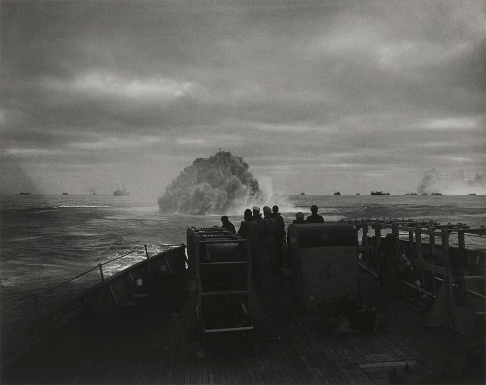 april 17 1943 us coast guard cutter spencer destroys the nazi submarine u 175 - April 17, 1943 – US Coast Guard Cutter Spencer destroys the Nazi submarine U-175.