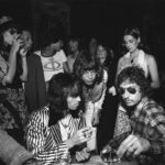 july 1972 bob dylan mich jagger and keith richards celebrate at jaggers 29th birthday party 150x150 - 22 moments étonnants de l'histoire en photos