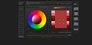 Paletton The Color Scheme Designer 300x149 - 5 outils de création de palettes de couleurs pour le Web design